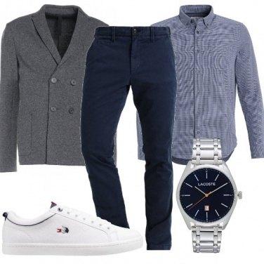 Outfit Giacca e camicia
