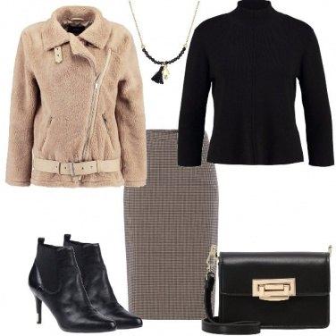 Outfit Seria e di classe