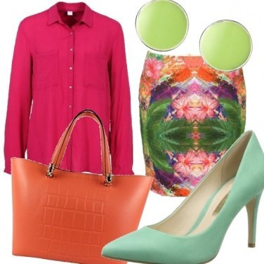 Outfit Colorful