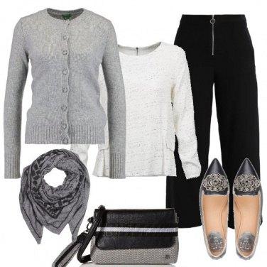 Outfit Carina e confortevole