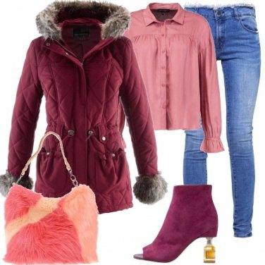 Outfit Particolari stivaletti