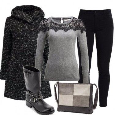 Outfit La semplicità con eleganza