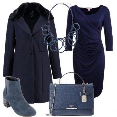 Outfit L\'amore è blu