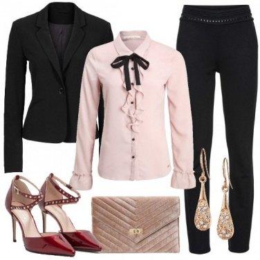 Outfit Raffinata e chic