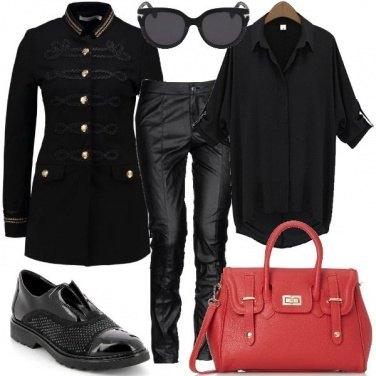 Outfit La giacca militare