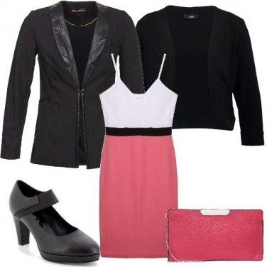 Outfit I dettagli in ecopelle