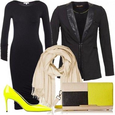 Outfit La borsa multicolore