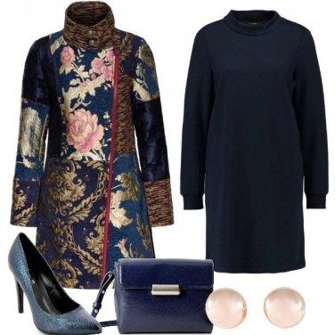 Outfit Il cappottino in stile orientale