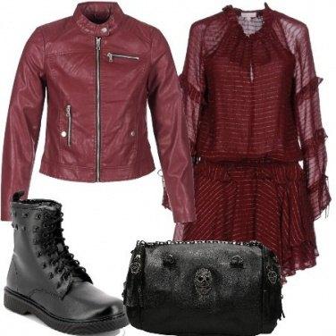 Outfit Rock a cena