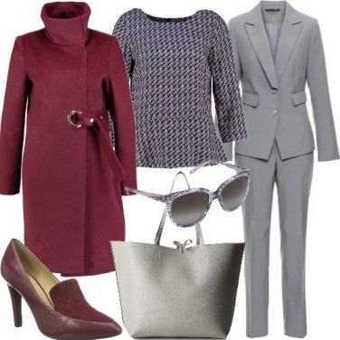 Outfit Il tailleur classico
