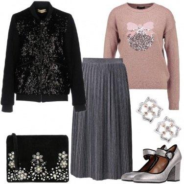 Outfit Romantica per le feste