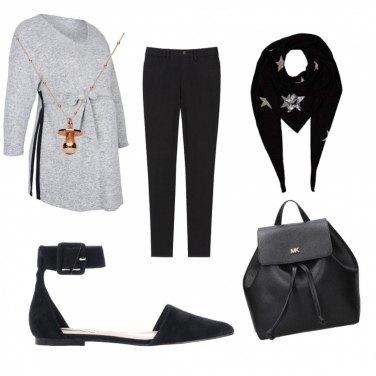 Come abbinare la maglioncino scollatura: 40 Outfit Donna