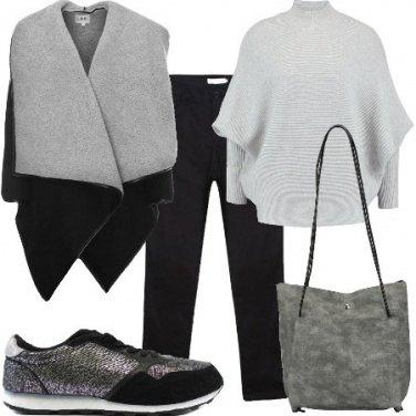 Outfit Comodo e caldo