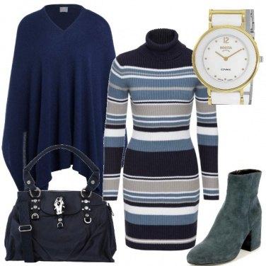 Outfit Una certa idea di blu