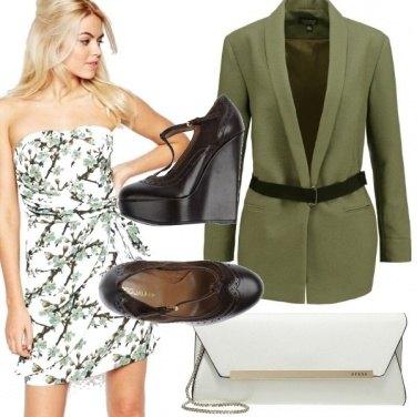 Outfit Allover fiorato