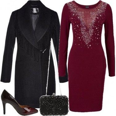 Outfit Brillante e sensuale
