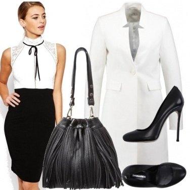 Outfit Sexy ma raffinato