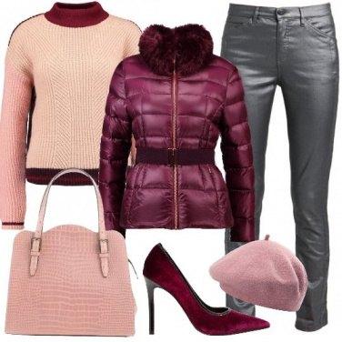 Outfit Non solo rosa
