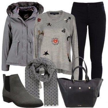 Outfit Combattiamo il freddo