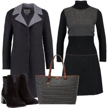 Outfit Cappotto classico