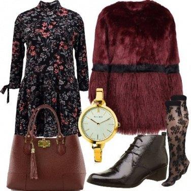 Outfit Con i fiorellini