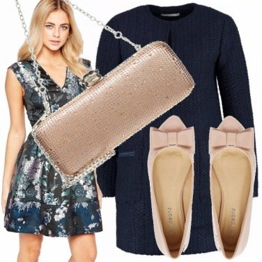 Outfit Cerimonia in flat!