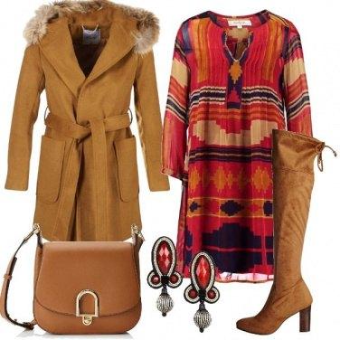 Outfit Vestito e cuissard