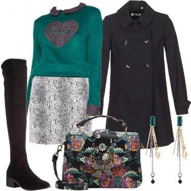Outfit Accattivante Bon Ton