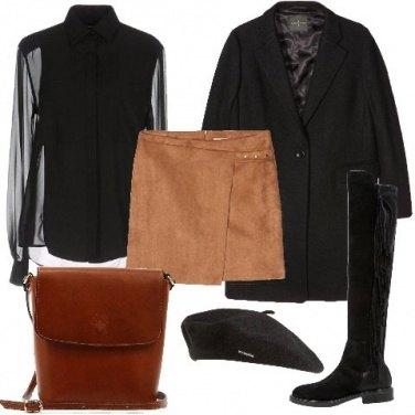 Outfit Con il basco