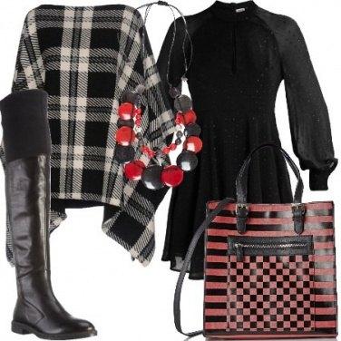 Outfit Quadri e righe
