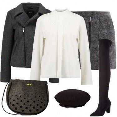 Outfit Cuissard e basco