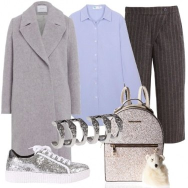 Outfit Il glitter , i piace