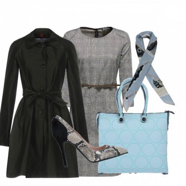 Come indossare un Foulard | 599 Outfit da Provare | Bantoa