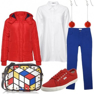 Outfit Colori d\'artista