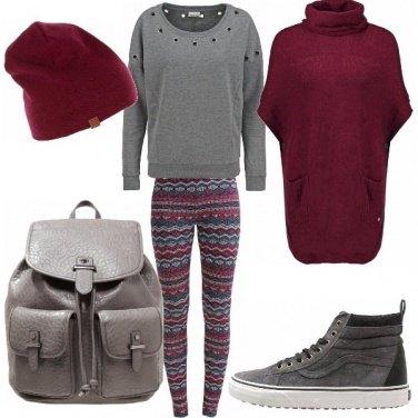Outfit Fantasy leggings