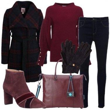 Outfit Lo stivaletto particolare