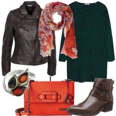 Outfit Semplicemente colorata