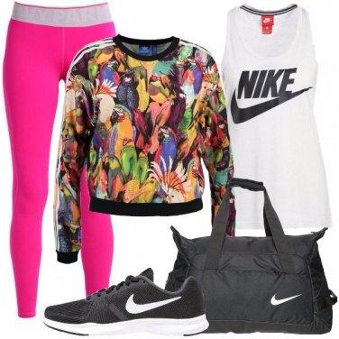 Outfit Il colore è energia