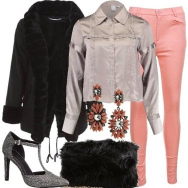 Outfit Orecchini importanti