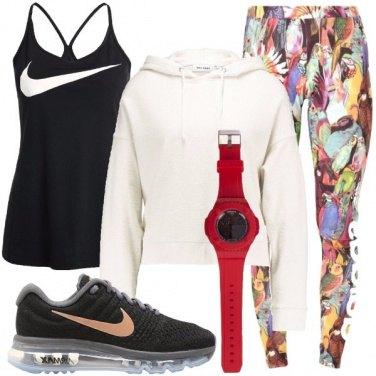 Outfit Sportiva mi piaccio