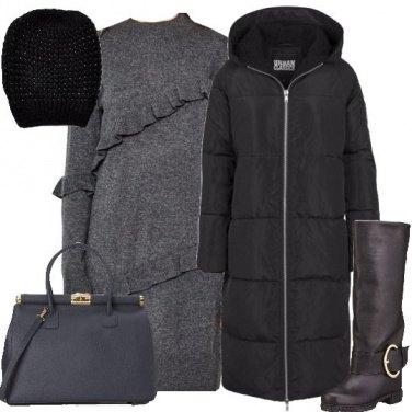 Outfit Fuori per lo shopping