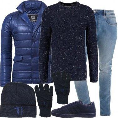 Outfit Cappello e guanti
