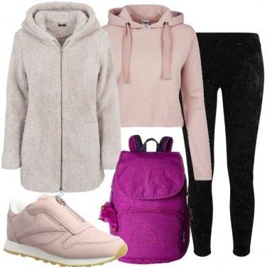 Outfit Comodamente a scuola