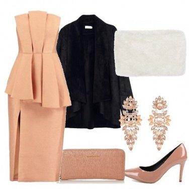 Outfit Tubino salmone
