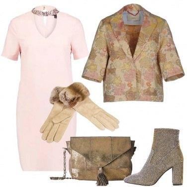 Outfit I guanti bon ton
