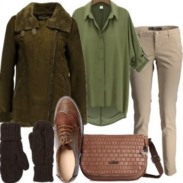 Outfit I chino