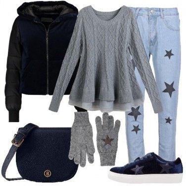 Outfit Amo le stelle