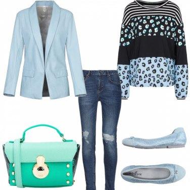 Come abbinare la borsa a mano verde brillante: 552 Outfit