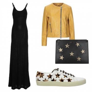 Come abbinare il giubbino giallo: 129 Outfit Donna | Inverno