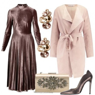Outfit Raffinata di sera